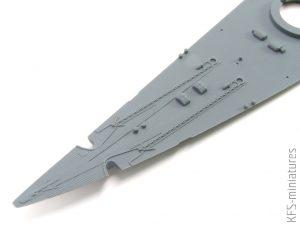 1/700 German Battleship Scharnhorst 1943 - FlyHawk Model
