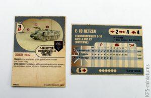 1/48 E10 Hetzer/Flammhetzer Kit - DUST 1947