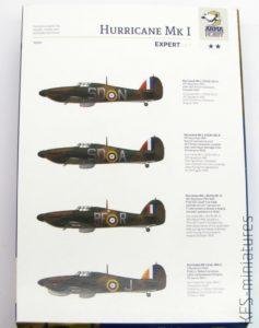 1/72 Hurricane Mk I Expert set - Arma Hobby