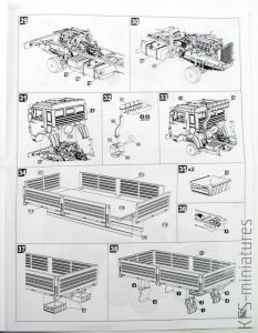 1/72 Russian Modern Army Cargo Truck mod. 4350 - Armory