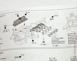 1/24 Lotus Super 7 Series II - Tamiya