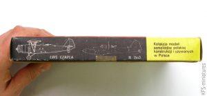 1/72 Jak-1M - ZTS Plastyk