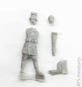 1/35 Żołnierz 10 pułku strzelców konnych (zmot) - ToRo Model