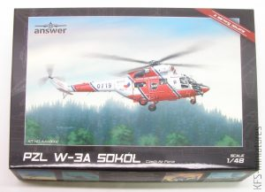 1/48 PZL W-3A Sokół - Czech Air Force - Answer