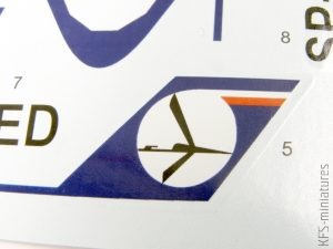 1/144 Yak-40 LOT/Olympic - AZ model