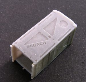 1/87 Chemical Bath X3 - HD models