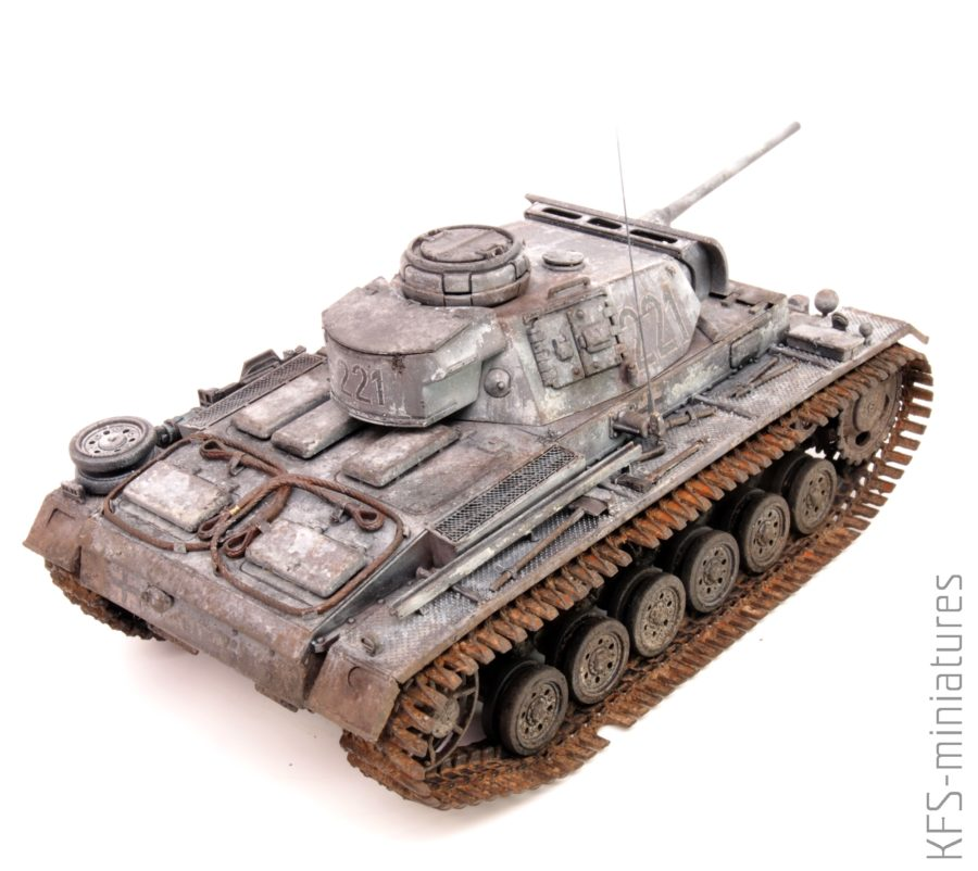 1/48 Pz. Kpfw III Ausf. L