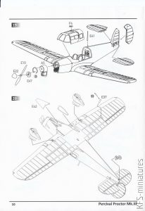 1/48 Percival Proctor Mk.III – Dora Wings