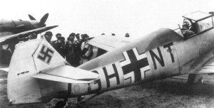 1/48 Messerschmitt Bf 109 E-0 / W.Nr.1783 - AML