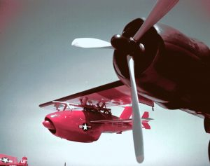 1/48 KDA-1 (Q-2A) Firebee with trailer - ICM