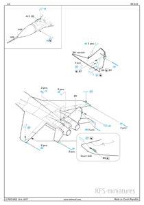 1/72 MiG-29SMT Zvezda - dodatki - Eduard