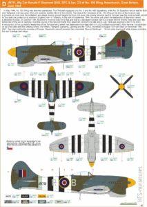1/48 Tempest Mk.V - Eduard