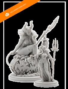 Devil Satan - Kingdom Death
