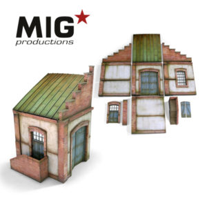 1/72 Modular factory - MIG Productions