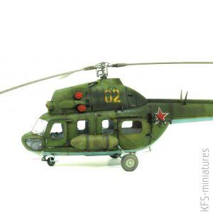 1/48 Mil Mi-2T - Aeroplast - Budowa - Cz. 1