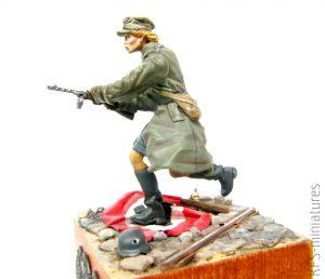 54mm 'Platerówka' - Budowa cz.2