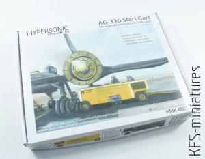 1/48 AG-330 Start Cart - Hypersonic Models